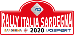 Rally Italia Sardegna 2020 Logo
